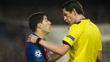 УЕФА может понизить Айтекина до ЛЕ и навечно отстранить от обслуживания важных матчей