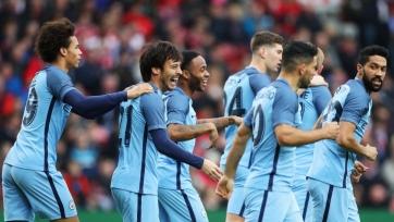 «Ман Сити» пробился в полуфинал Кубка Англии