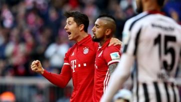 «Бавария» отправила три безответных мяча в ворота «Айнтрахта»