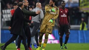 Игроки «Милана» нанесли материальный ущерб «Ювентус Стэдиум»