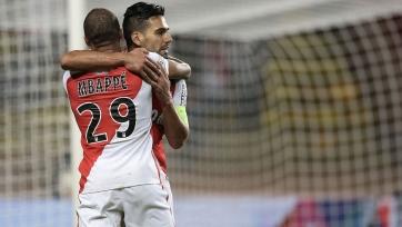 «Монако» выиграл у «Бордо»