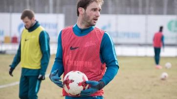 Луческу пояснил, почему не включил Ивановича в стартовый состав на матч с «Амкаром»