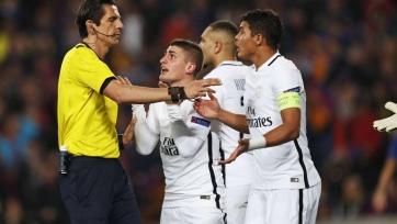 100 тысяч человек подписали петицию о переигровке матча между «Барселоной» и ПСЖ