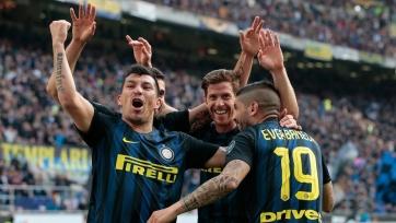«Интер» и «Наполи» уничтожили соперников, забив на двоих 10 голов