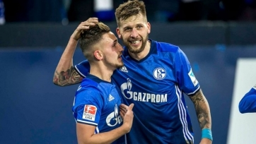 «Шальке» одержал крупную победу над «Аугсбургом»