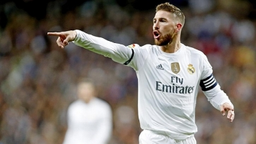 Серхио Рамос вышел на второе место в списке лучших бомбардиров-защитников в истории «Реала»