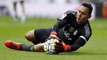 Навас – первый вратарь «Реала» за 42 года, забивший гол в свои ворота