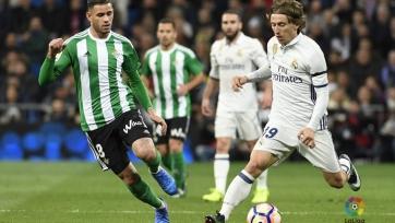 Модрич провёл 200-й матч за мадридский «Реал»