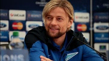 Официально: Тимощук вернулся в «Зенит»