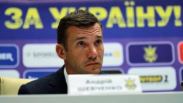 Шевченко определился с расширенной заявкой украинцев на матч с хорватами