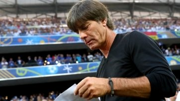 Лёв огласил немецкую заявку на предстоящие игры