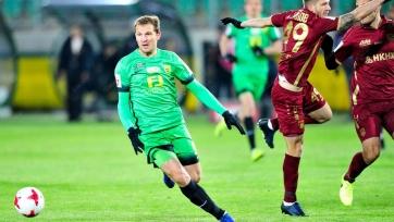 «Анжи» одолел «Оренбург» благодаря голу Прудникова