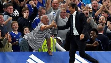 Антонио Конте: «Нужно восемь побед, и мы – чемпионы»