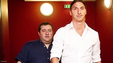 Мино Райола высмеял информацию о том, что Ибрагимович может оказаться в «Наполи»