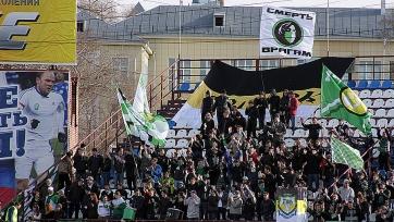 «Томь» переиграла «Амкар» в домашней встрече, выиграв впервые с сентября