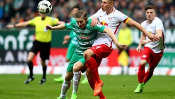 «РБ Лейпциг» крупно проиграл «Вердеру» и  другие результаты матчей 25-го тура Бундеслиги