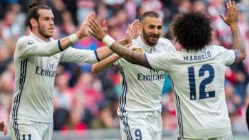 «Реал» торжествует в Бильбао