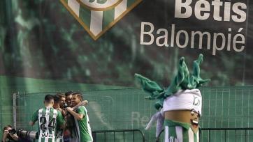 «Бетис» забил два мяча «Осасуне»