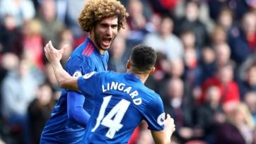 «Манчестер Юнайтед» одержал победу над «Мидлсбро»