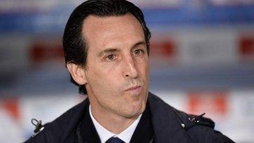 Эмери: «ПСЖ доказал, что проигрыш «Барселоне» был случайностью»