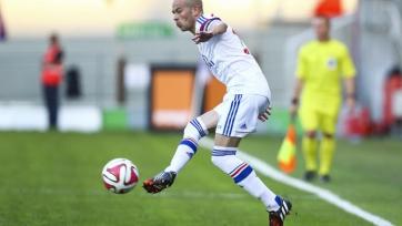 Жалле заменил Санья в заявке сборной Франции