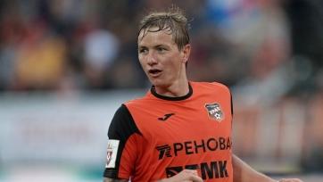 «Урал» собирается продлить контракт Павлюченко