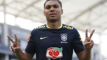 Каземиро: «Конечно, без Суареса играть с уругвайцами комфортнее»