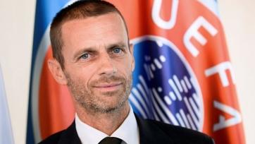 Глава УЕФА: «Европейский футбольный рынок не нуждается в какой-либо защите от китайских денег»