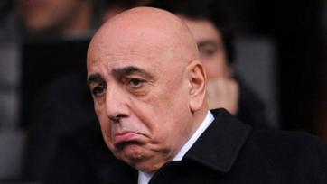 Официально: «Милан» остановил трансферную деятельность и продление контрактов