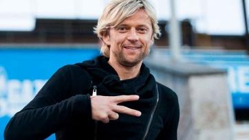 «Зенит» поздравил Тимощука с 38-м днём рождения