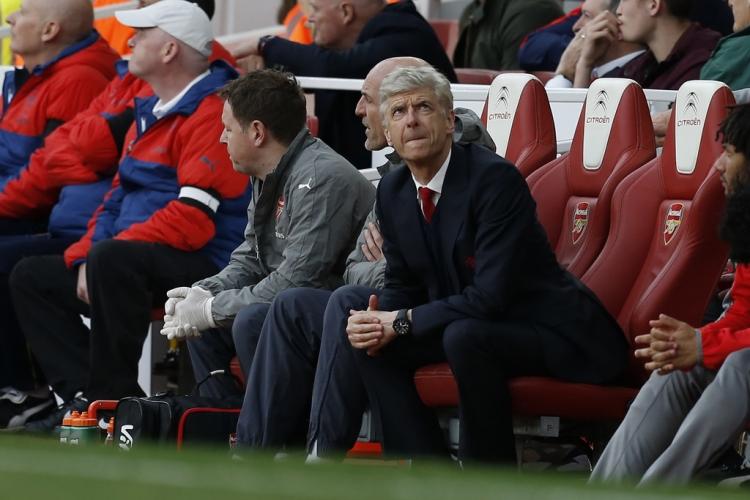 Алексис Санчес сливает Арсена Венгера. Что следует вынести из ничьи между «Арсеналом» и «Манчестер Сити»?
