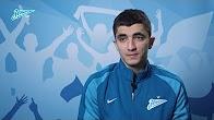 Ибрагим Цаллагов на «Зенит-ТВ» - о начале карьеры, жизни в Петербурге и комбинационном футболе