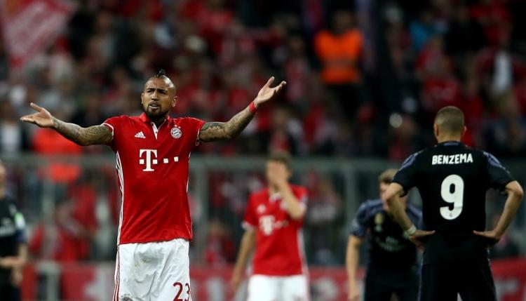 Видал? «Бавария» с «Реалом» не оправдали ожиданий