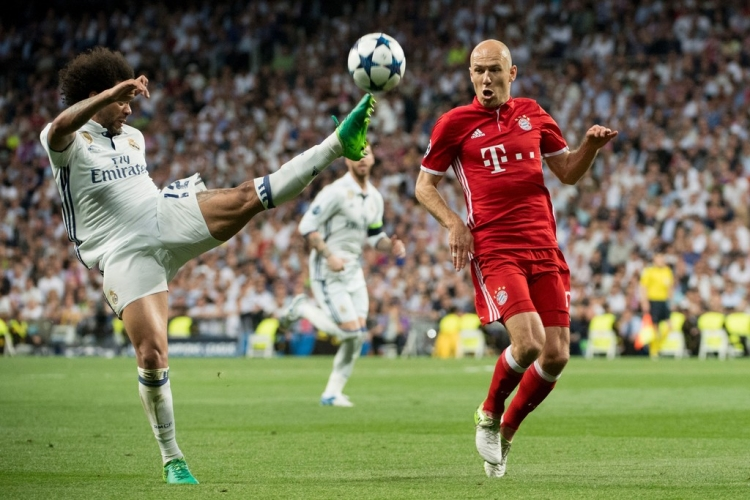 Продолжение в ответ. «Реал» проходит «Баварию»