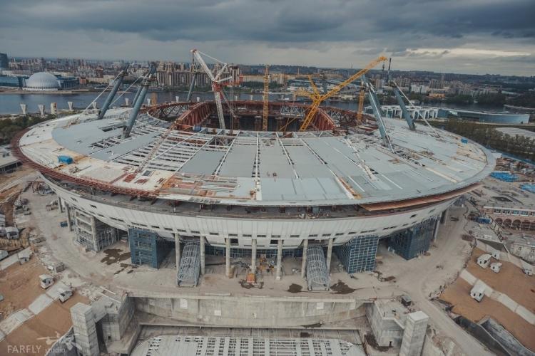 Стадион-эпопея. Как открылась самая крутая футбольная арена страны