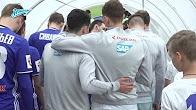 Скрытая камера «Зенит-ТВ» на матче против «Оренбурга»