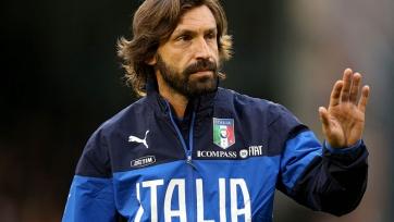Пирло: «Я впечатлён новыми итальянскими полузащитниками»