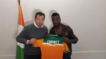 Нападающий «Лиона» принял гражданство Кот-д'Ивуара вместо Франции