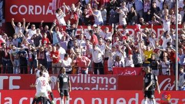«Севилья» переиграла дома «Депортиво»