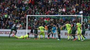«Краснодар» и ЦСКА не выявили победителя, забив друг другу по мячу