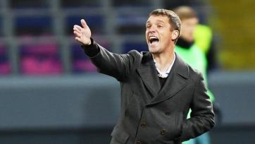 Виктор Гончаренко недоволен итогами игры против «Краснодара»