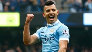 Гвардиола настаивает, что Агуэро счастлив в «Манчестер Сити»