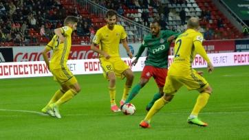 Нули в матче «Локомотива» и «Ростова»