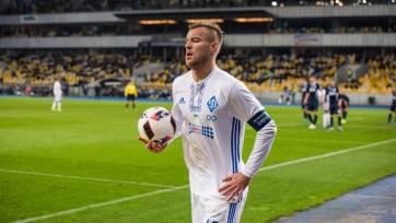 Киевское «Динамо» забило четыре мяча «Олимпику»