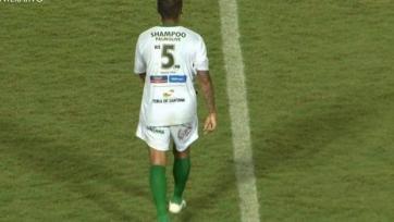 Бразильская команда использует номера на футболках игроков в качестве рекламы… цен супермаркета