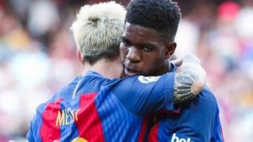Умтити: «Не думаю, что Месси действительно составил чёрный список игроков «Барселоны»