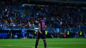 Неймар пропустит три игры, в том числе матч с «Реалом»