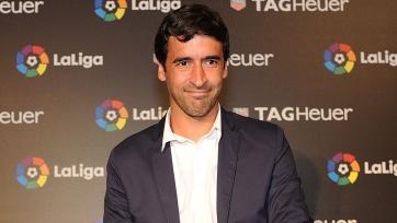 Рауль намекнул на возможное возвращение в «Реал» этим летом