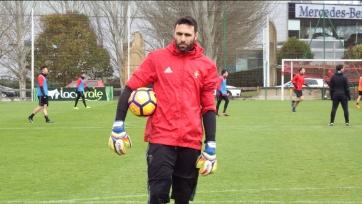 «Бавария» может пригласить вторым вратарём Сиригу
