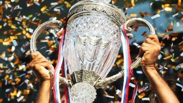 Финал Кубка России состоится второго мая